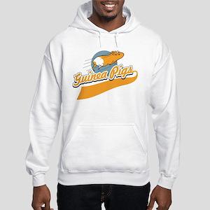 Guinea Pig (double-sided) Hooded Sweatshirt