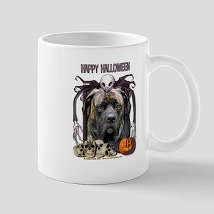 Halloween Nightmare - Mastiff Mug