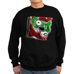 Dog Pin Sweatshirt (dark)