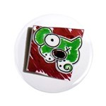 """Dog Pin 3.5"""" Button (100 pack)"""