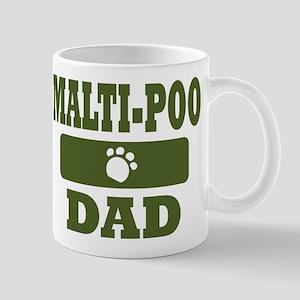 Malti-Poo Dad Mug