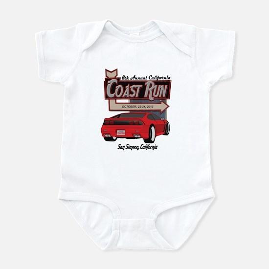 8th Annual California Coast R Infant Bodysuit