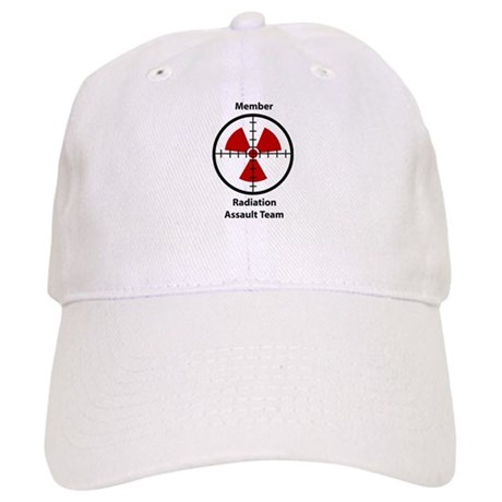 Radiation Assault Team Cap