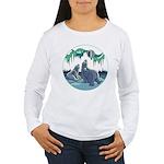 Arctic Art Women's Long Sleeve T-Shirt