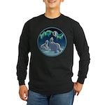 Arctic Art Long Sleeve Dark T-Shirt
