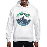 Arctic Art Hooded Sweatshirt
