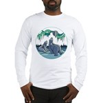 Arctic Art Long Sleeve T-Shirt
