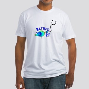 Respiratory Therapy 9 Fitted T-Shirt