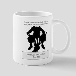 Psychology Ink Blot Mugs - CafePress