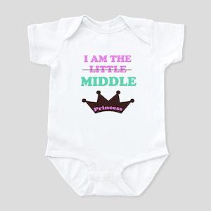 Little Girls - Sister/Princes Infant Bodysuit