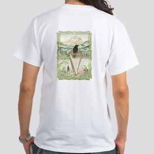 Raven w/ Harp T-Shirt
