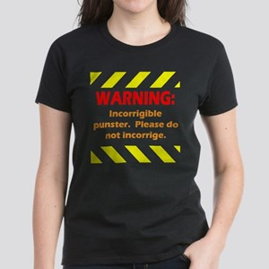 Incorrigible for black T-Shirt