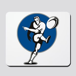 Rugby 2011 Mousepad