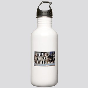 7 Hearts of Love Stainless Water Bottle 1.0L