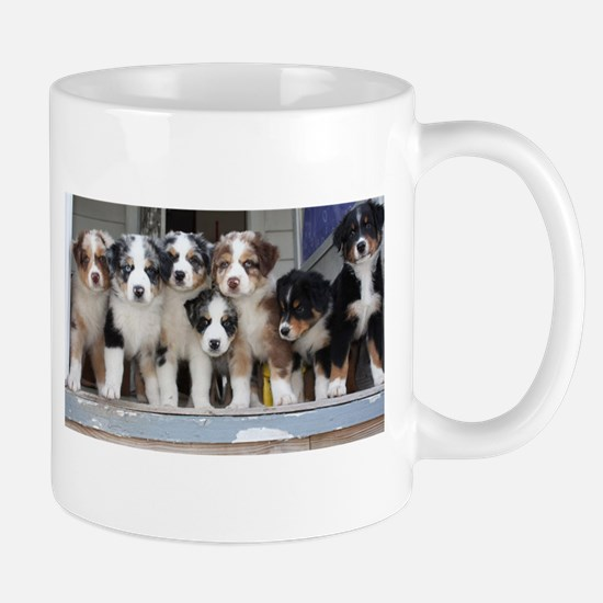 7 Hearts of Love Mug