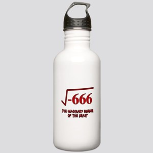 Imaginary Number of the Beast Stainless Water Bott