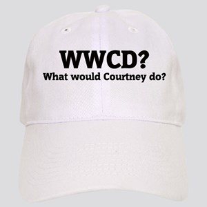 What would Courtney do? Cap