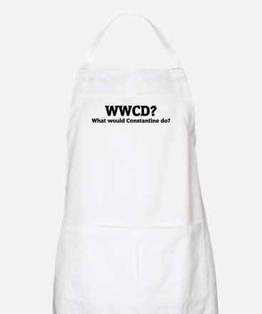 What would Constantine do? BBQ Apron