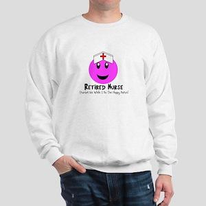 Retired Nurse Sweatshirt