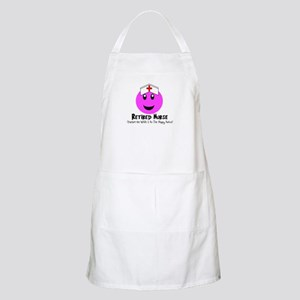Retired Nurse Apron