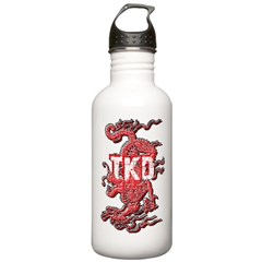 Taekwondo Dragon Water Bottle