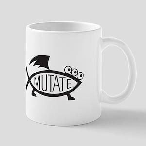 Mutate Fish Mug