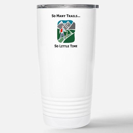 So Many Trails Stainless Steel Travel Mug