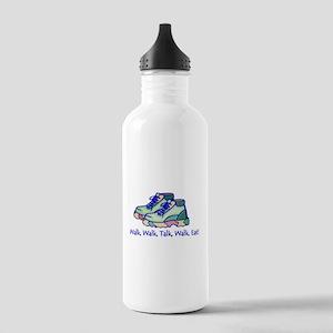 Walk, Talk, Eat Stainless Water Bottle 1.0L
