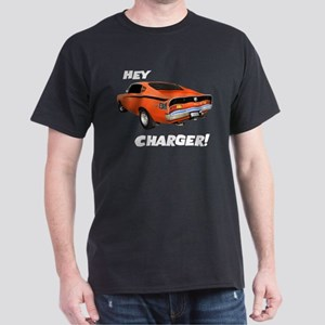 Aussie Charger - Hey, Charger! Dark T-Shirt
