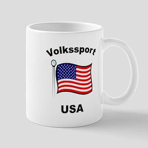 Volkssport USA Mug