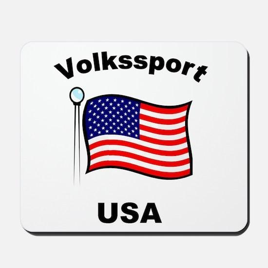 Volkssport USA Mousepad