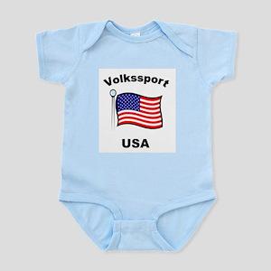 Volkssport USA Infant Bodysuit
