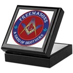Freemasons. A Band of Brothers Keepsake Box