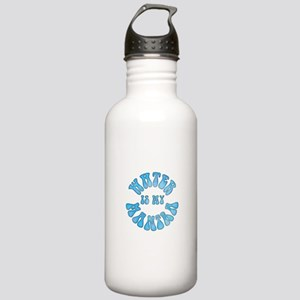 Water Is My Mantra Stainless Water Bottle 1.0L