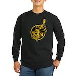 The Dark Side Long Sleeve Dark T-Shirt