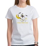 Jack Russell Happy Halloween Women's T-Shirt