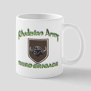 Rhodesian Army 3rd Brigade Mug