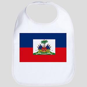 Haiti Flag Bib