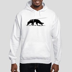shepherd tracker Hooded Sweatshirt