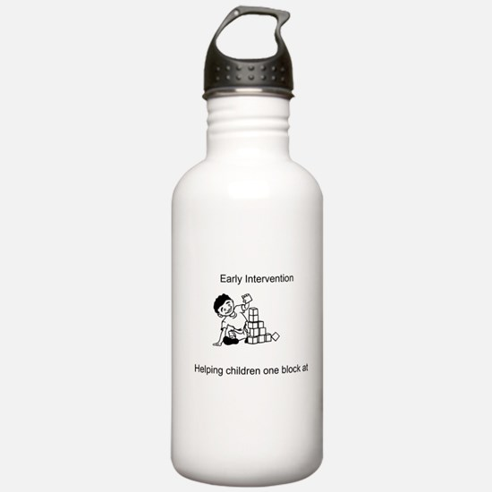 Early Intervention Water Bottle