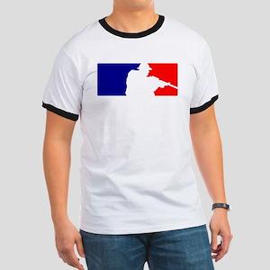 Socom Navy Seal League Ringer T-shirt