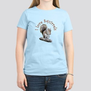 Squirrel Women's Light T-Shirt