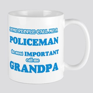 Some call me a Policeman, the most important Mugs