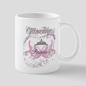 Cystic Fibrosis Warrior Princ Mug