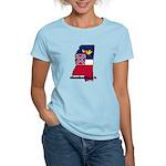 ILY Mississippi Women's Light T-Shirt