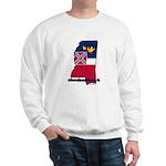 ILY Mississippi Sweatshirt