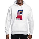 ILY Mississippi Hooded Sweatshirt