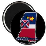 ILY Mississippi Magnet