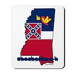 ILY Mississippi Mousepad