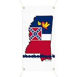 ILY Mississippi Banner